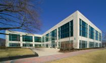 Purchase and renovation of a 133,000 square foot, three story office building on Garden City's