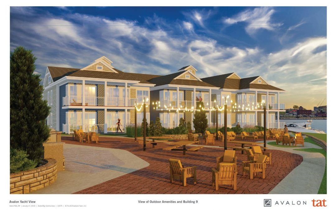 Town of Hempstead IDA board approves PILOT for AvalonBay Communities complex in Island Park